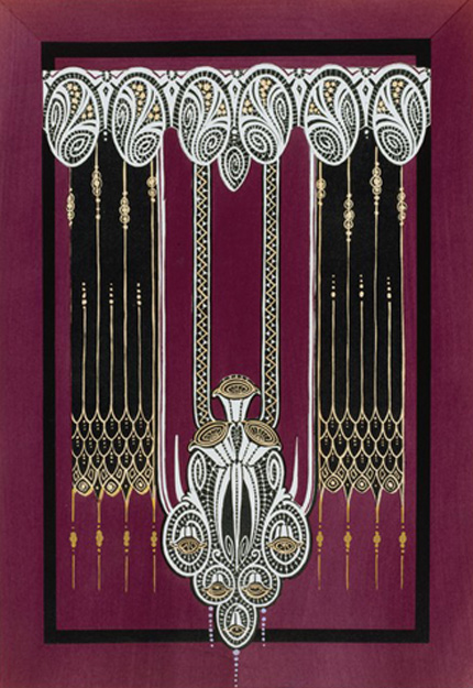 The art of deco luella says for Design art deco